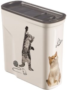 how long does dry cat food last