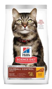 Hill's Science Diet Dry Cat Food